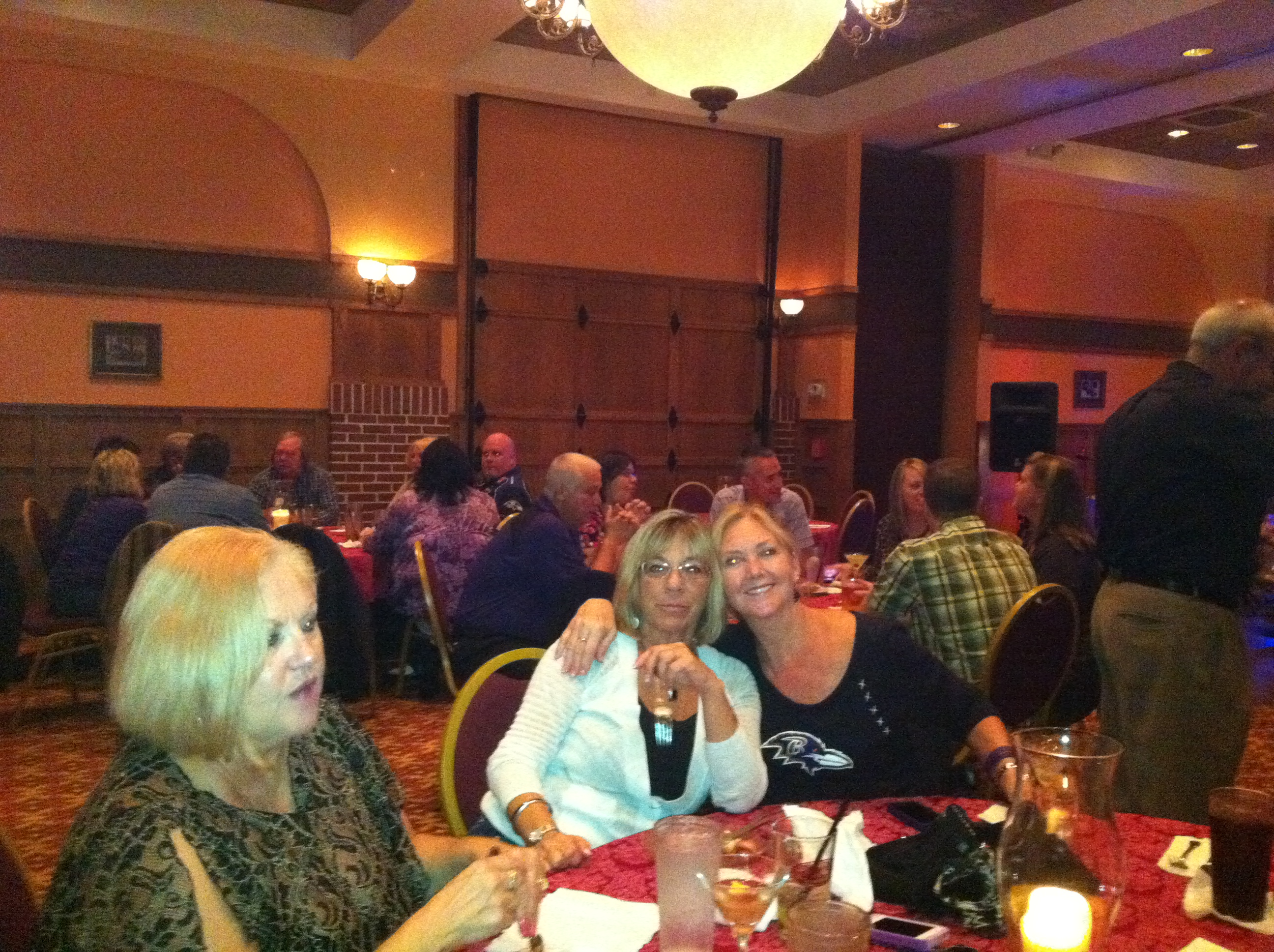 Ravens Roost 52 Members Party 2012