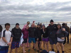Maryland Special Olympics POLAR BEAR PLUNGE 2017
